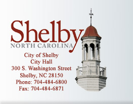 City of Shelby